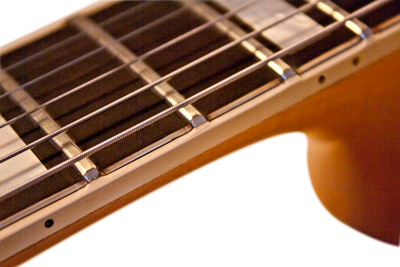 how to clean guitar frets