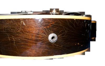 repair cracked wood