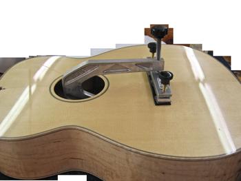 How To Fix A Broken Or Loose Acoustic Guitar Bridge Guitar Repair