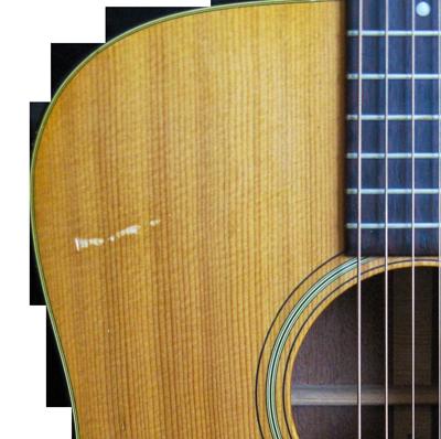How To Repair Acoustic Guitar Finish Guitar Repair Bench