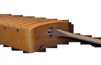 Truss Rod Adjustment Guitar Repair Bench