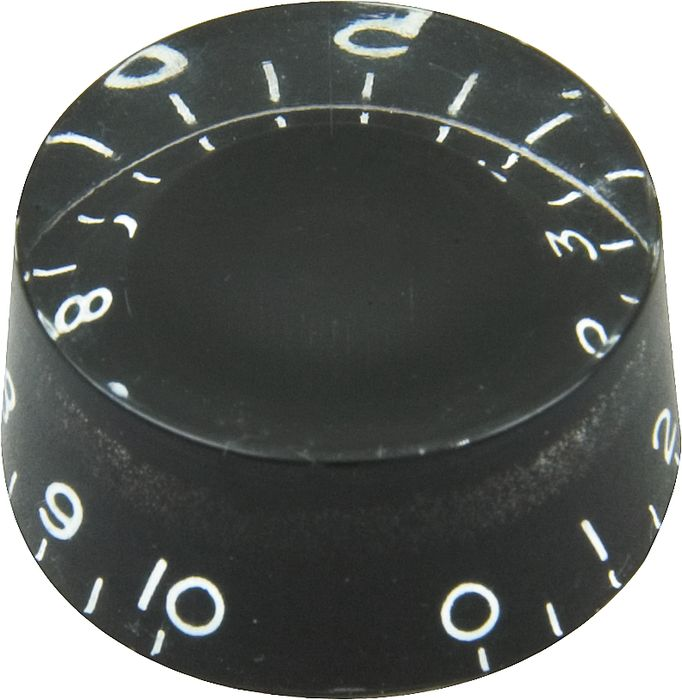 DiMarzio Speed Knob Replacement 1-10 Black