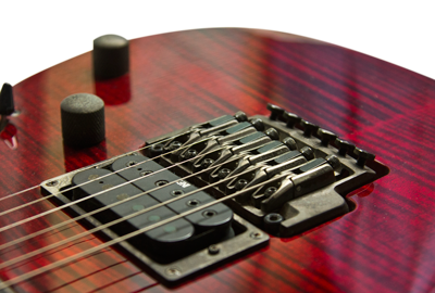 How to Setup an Electric Guitar for Drop C Tunings and low