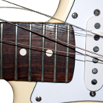 How to Repair Loose Fret Ends on an Electric Guitar