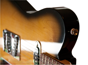 How To Install And Repair Electric Guitar Strap Buttons Guitar