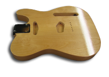 Fender Telecaster Guitar Building Project