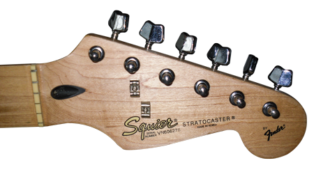 Fender Stratocaster Made Japan Serial Number