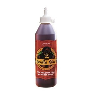 Guitar Gorilla Glue