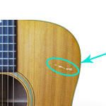 Acoustic Guitar Finish Repair