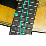 Repair Acoustic Guitar Fretboards