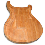 PRS semi-hollow body route body cavities