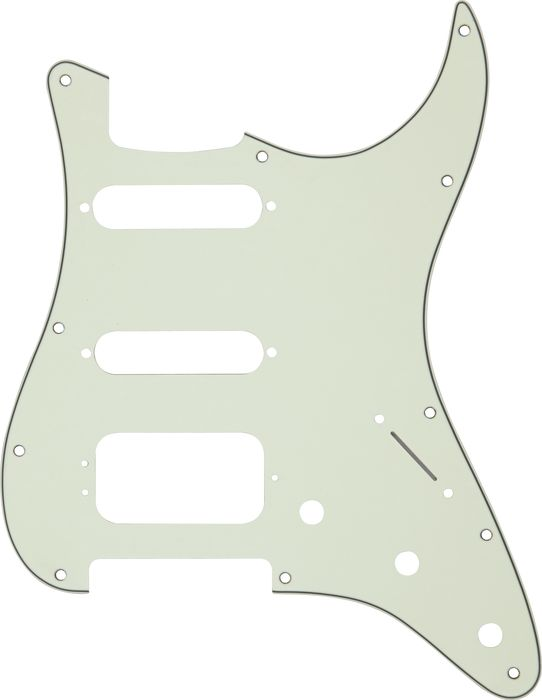 Guitar Repair Parts - Fender Stratocaster Replacement Pickguards