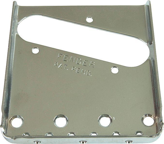 Fender Vintage Telecaster Bridge Plate