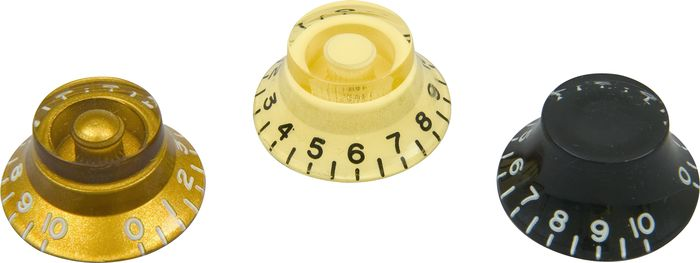 DiMarzio Bell Replacement Knob 1-10 Gold