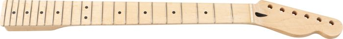 Mighty Mite MM2914 Bird's Eye Telecaster Replacement Neck with Maple Fingerboard