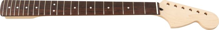 Mighty Mite MM2934 Stratocaster Replacement Neck with Rosewood Fingerboard and Large Headstock