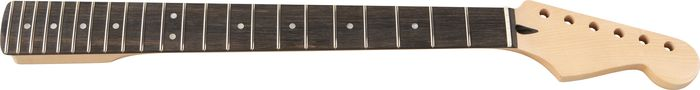 Mighty Mite MM2930 Stratocaster Replacement Neck with an Ebony Fingerboard and Jumbo Frets