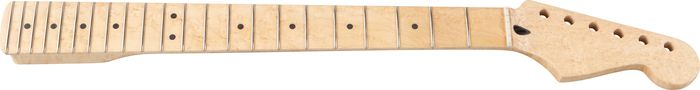 Mighty Mite MM2903 Bird's Eye Maple Stratocaster Replacement Neck with Maple Fingerboard