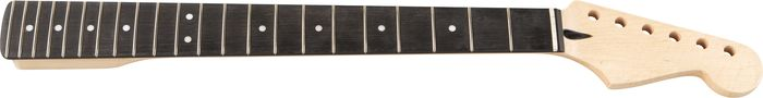 Mighty Mite MM2912 Bird's Eye Maple Stratocaster Replacement Neck with Ebonol Fingerboard