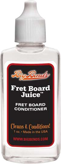 Big Bends Fret Board Juice Fret Board Conditioner