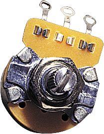 Fender 250K Split Shaft Potentiometer