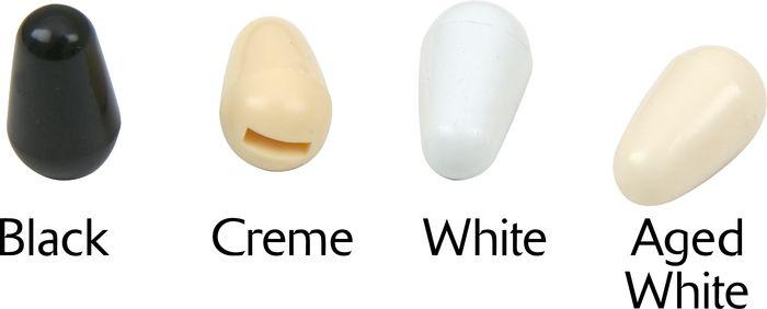 DiMarzio Strat Pickup Selector Switch Cap White