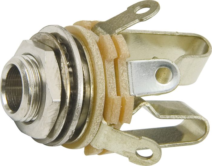 DiMarzio Switchcraft 1/4 inch Stereo Output Jack