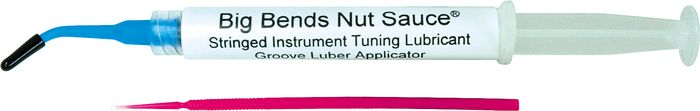 Big Bends Nut Sauce Tuning Lubricant