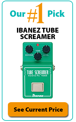 Top 5 Best Overdrive Pedals - [ 2019 Guitar Effects