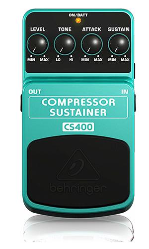 behringer-compressor-sustainer-pedal