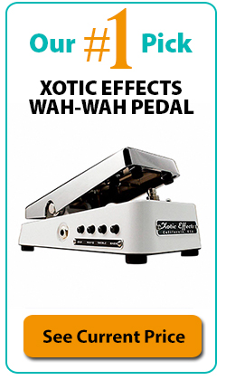Top 10 Best Wah Pedals - [ 2019 Guitar Effects Review