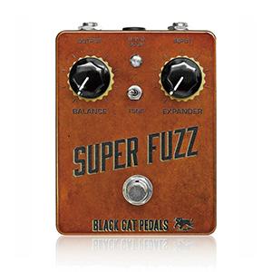 black-cat-super-fuzz-guitar-effects-pedal