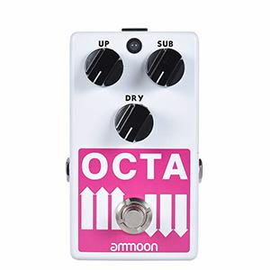 ammoon-octave-pedal