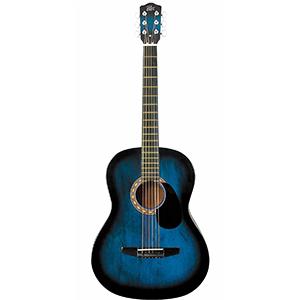best kids guitars 2019 children 39 s acoustic guitar starter pack review. Black Bedroom Furniture Sets. Home Design Ideas