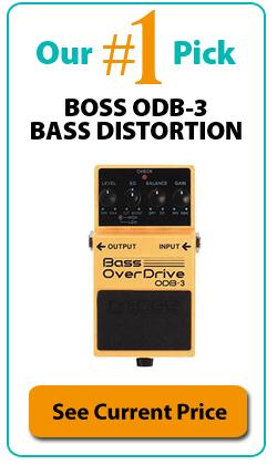 Best Bass Guitar Distortion Pedals - [ 2019 Bass Effects