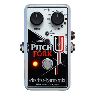 electro harmonix ehx pitch fork pedal review 2019 effects guide. Black Bedroom Furniture Sets. Home Design Ideas