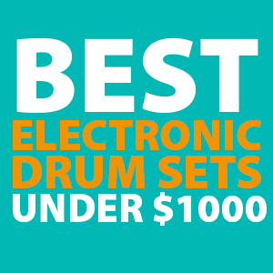best electronic drum sets under 1000 2019 digital drum kit guide. Black Bedroom Furniture Sets. Home Design Ideas